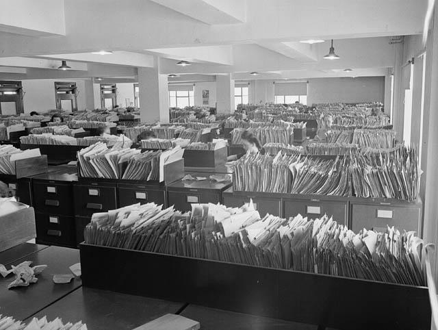 District archives