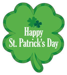St.PatricksDayClover