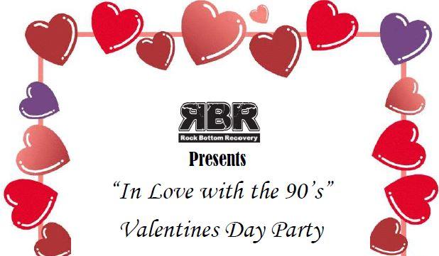 RBR Valentine's logo